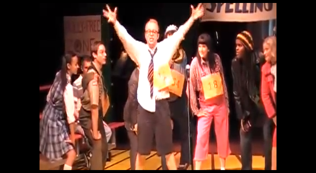 Magic Foot in <em>The 25th Annual Putnam County Spelling Bee</em>